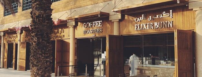 Elixir Bunn Coffee Roasters is one of Tempat yang Disimpan Queen.