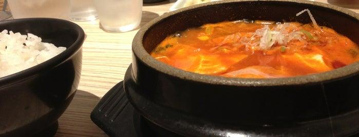 東京純豆腐 札幌パルコ店 is one of Mahavirさんのお気に入りスポット.