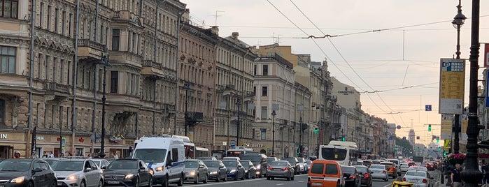 Юридический центр «Восстания 6» is one of 2.