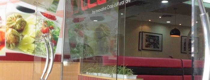 Lee Café is one of Yodpha : понравившиеся места.