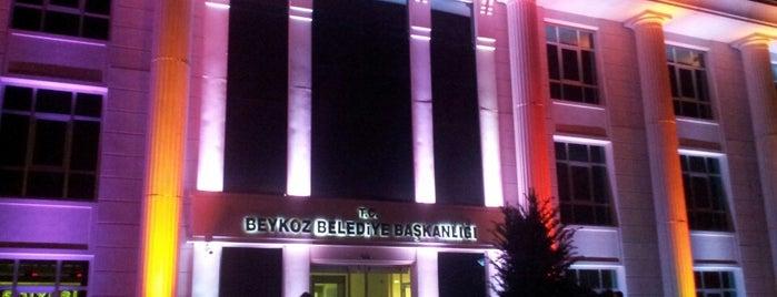 Beykoz Belediyesi is one of Muhsin 님이 좋아한 장소.