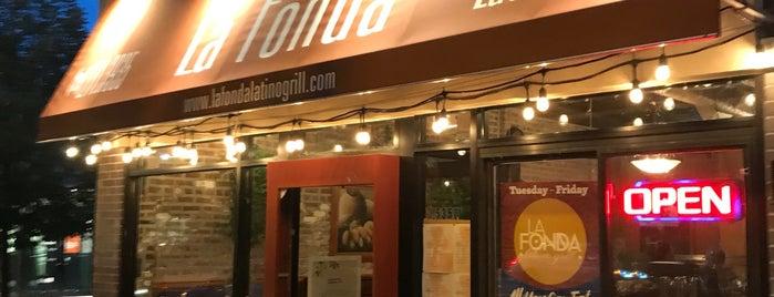 La Fonda Latino Grill is one of WTTW Check, Please! Restaurant List.