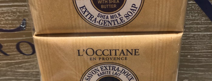L'Occitane en Provence is one of Locais curtidos por Rick.