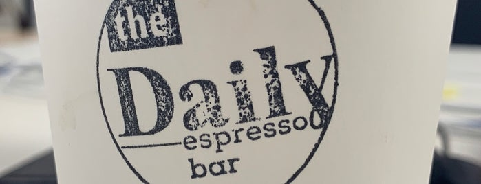 The Daily Espresso Bar is one of Perth.