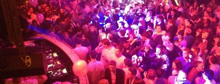 Duplex Club is one of Nejlepší studentské party venues.