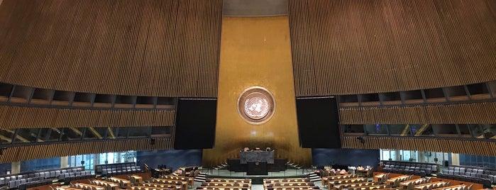 国際連合総会 is one of NYC To do.