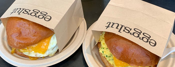 Eggslut is one of LA.
