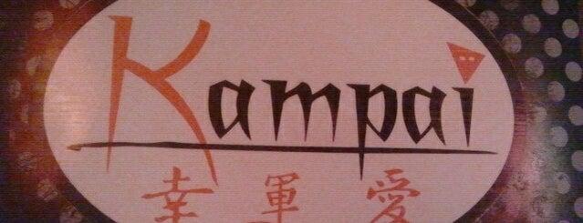 Kampai is one of Lieux qui ont plu à Sarah.