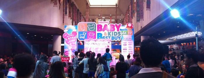 Thailand Baby & Kids Best Buy is one of Posti che sono piaciuti a Fai.