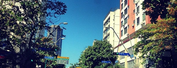 Avenida Ataulfo de Paiva is one of Nathalia.