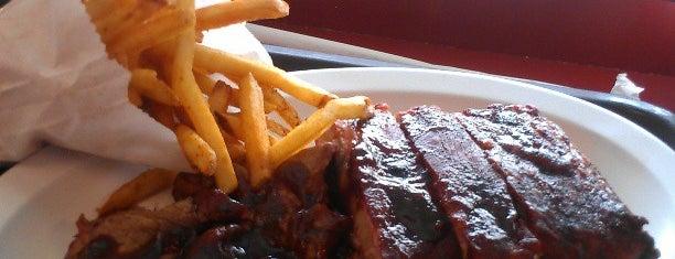 Joe's Kansas City Bar-B-Que is one of BBQ.