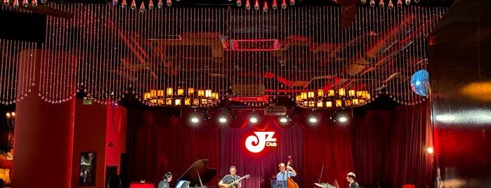 JZ Club Found 158 is one of Shanghai.