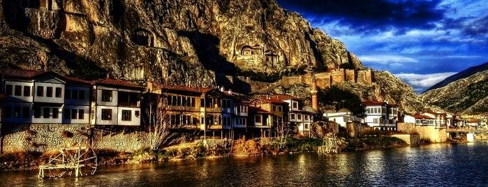Kral Kaya Mezarları is one of Yeni Keşiflerim.