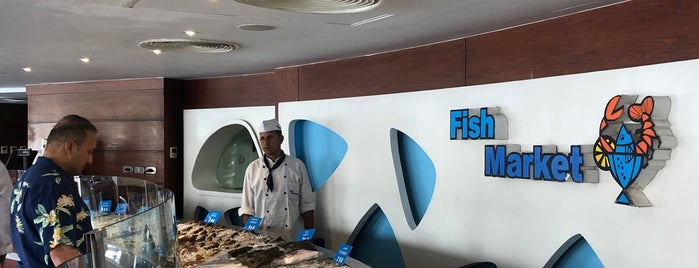 Fish Market is one of The best value restaurants in Egypt.