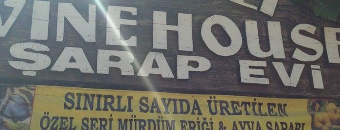 Giritli Şarap Evi is one of สถานที่ที่ Ben ถูกใจ.