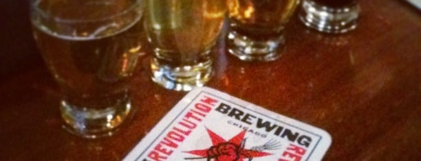 Revolution Brewing is one of vacation hot spots.