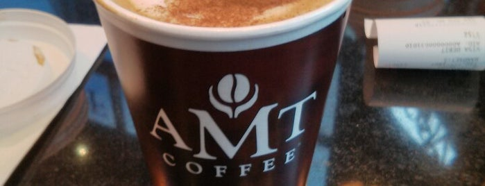 AMT Coffee is one of London Life Style.