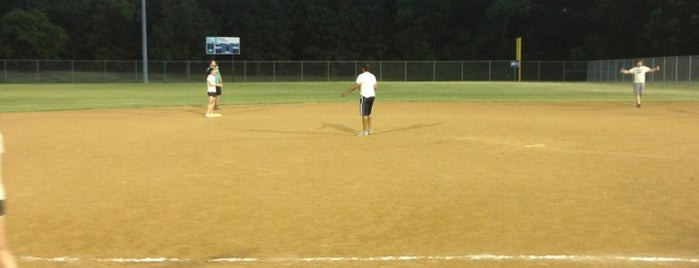 McInnish Softball fields is one of Russ's Liked Places.