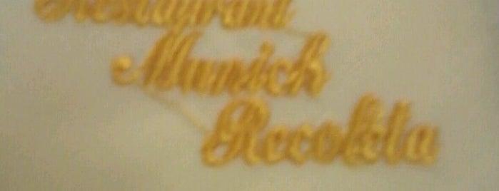 Munich Recoleta is one of Sabrosa BA '13 por Raquel Rosemberg.