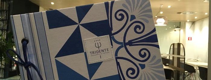 El Tridente De Neptuno is one of Valencia.