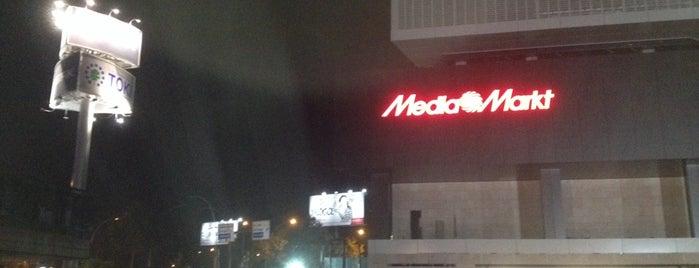 Media Markt is one of Lugares favoritos de Ladybug.