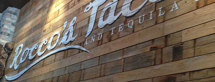 Rocco's Tacos and Tequila Bar is one of Happy Hour #VisitUS.