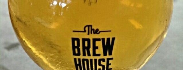 The BrewHouse is one of David'in Beğendiği Mekanlar.