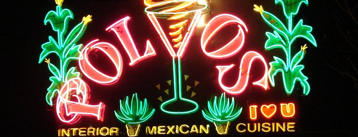 "Polvos Mexican Restaurant is one of Austin Visitor's guide ""Must-Try"" Eateries."