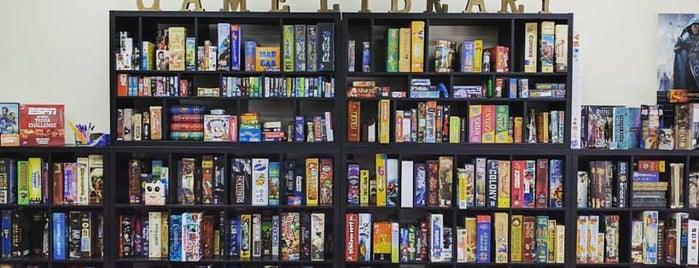 Java Game Haus is one of Board Game Cafes.