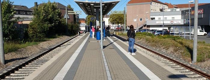 Bahnhof Heinsberg is one of Bahnhöfe im AVV.