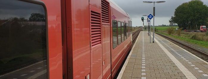 Station Workum is one of Friesland & Overijssel.