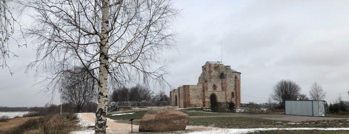 Рюриково Городище is one of Алёна 님이 좋아한 장소.