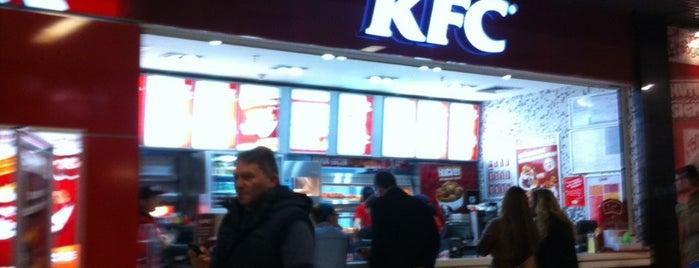 KFC is one of Posti che sono piaciuti a Ibrahim.