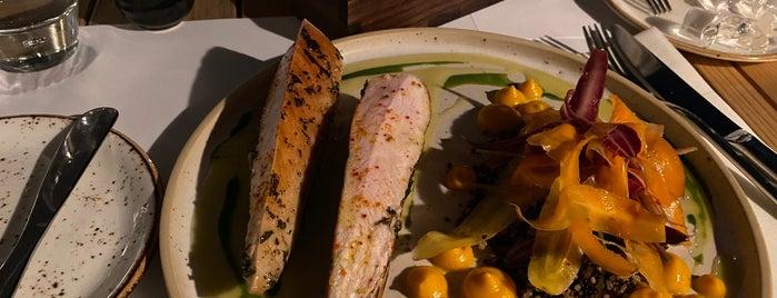 Bistrot 55 Summer Edition is one of Limassol restaurants.