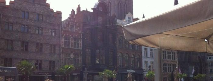 De Kuip van Gent is one of Tempat yang Disukai Gordon.