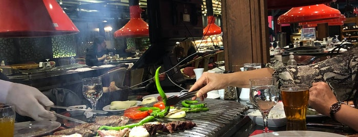 Kırmızı Barbekü is one of Akşam Yemeği.