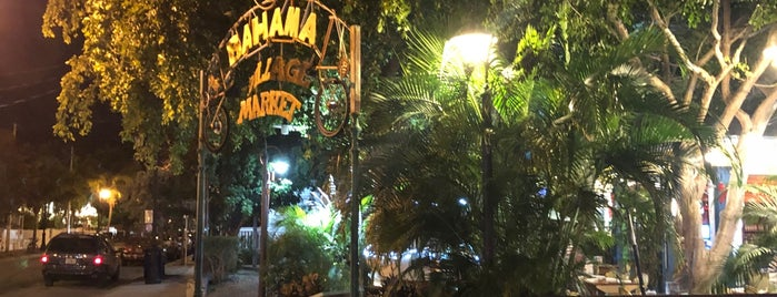 Bahama Village Market is one of Florida Keys.