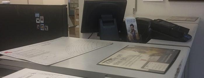 US Post Office is one of Tempat yang Disukai Yvette.