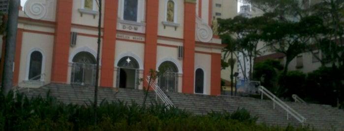 Basílica Menor Nossa Sra. da Boa Viagem - Matriz SBC is one of S&P500.