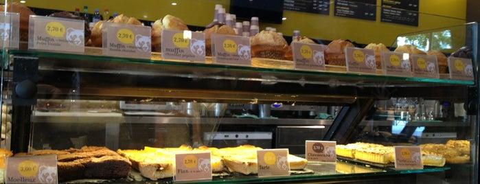 Colombus Café & Co is one of Lieux qui ont plu à Pagna.