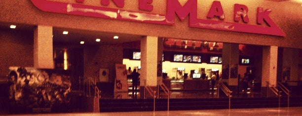 Cinemark is one of Tempat yang Disukai Myrna.