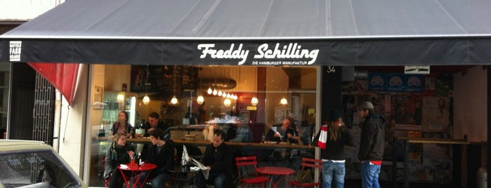 Freddy Schilling is one of Burger!.