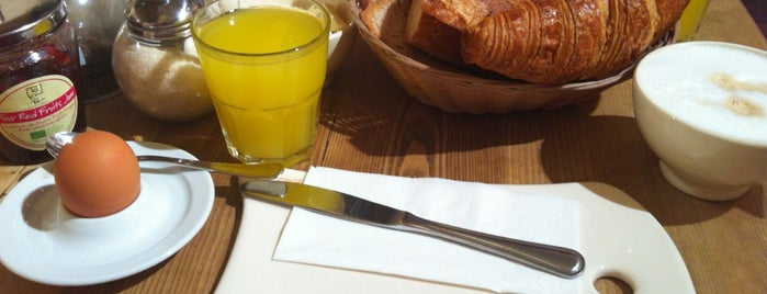 Le Pain Quotidien is one of To Breakfast.
