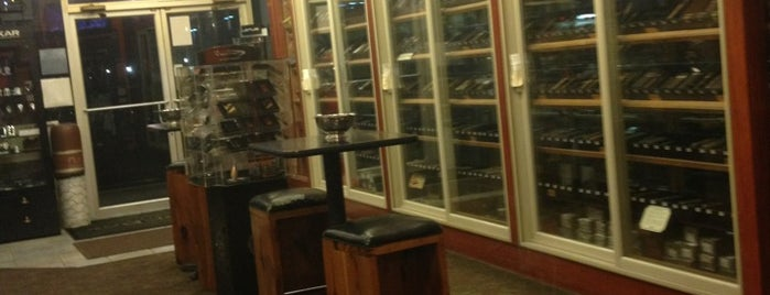 Tinder Box at Easton is one of Stevenson's Top Cigar Spots.