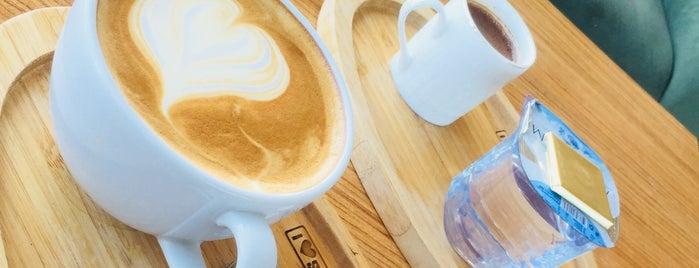 Caffé Sumi is one of Posti che sono piaciuti a Edje.