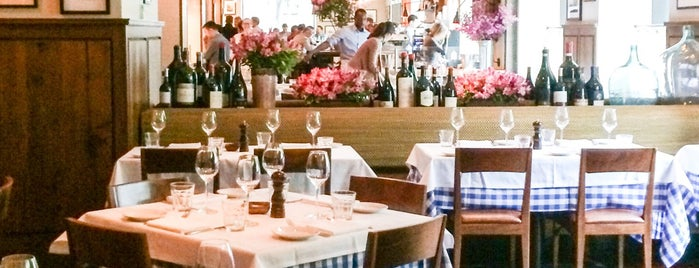 Maialino is one of Mother's Day Brunch in NYC.