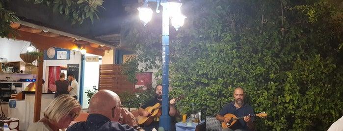 Taverna Esperides is one of Samos.