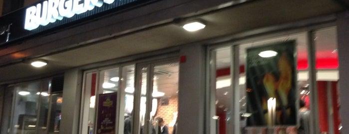 Burger King is one of Lieux qui ont plu à La.