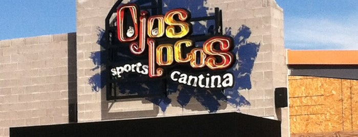 Ojos Locos Sport Cantina is one of Places to try in Houston.