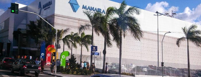Manaíra Shopping is one of My places.